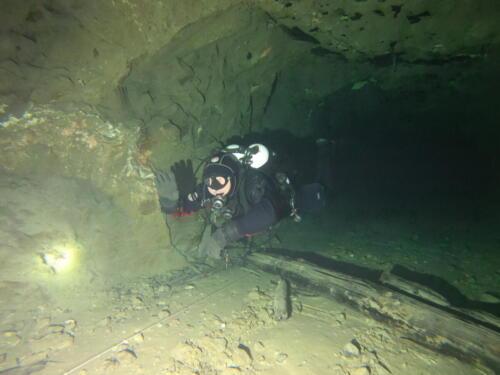 Maria Concordia flooded mine (c) Artek